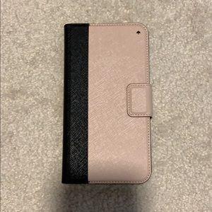 Kate Spade iPhone XR folio case